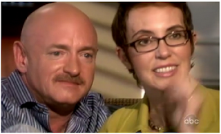 Mark and Gabby Giffords