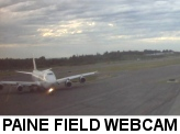 Paine Field Webcam