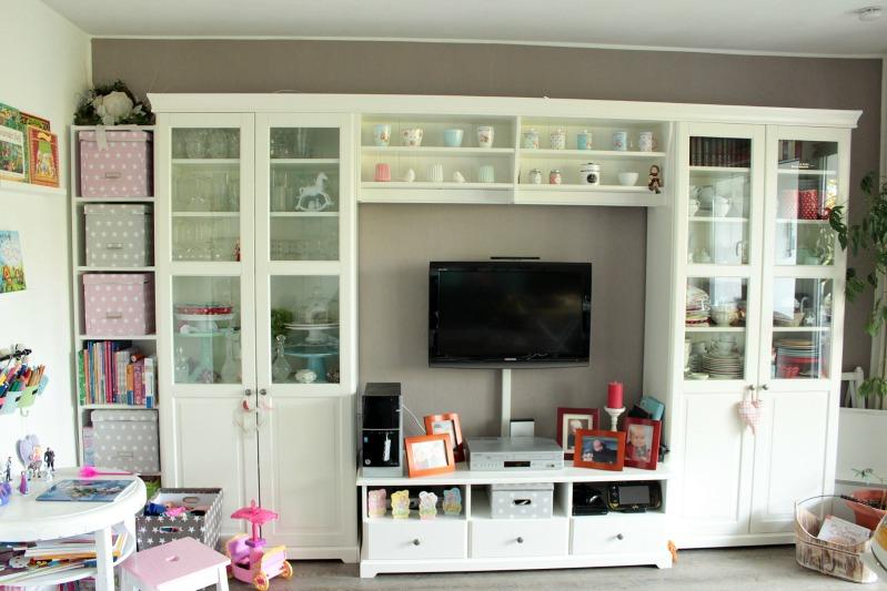 Wohnzimmer Renovierung Abgeschlossen