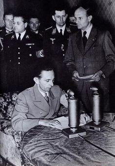 6 April 1941 worldwartwo.filminspector.com Joseph Goebbels radio broadcast