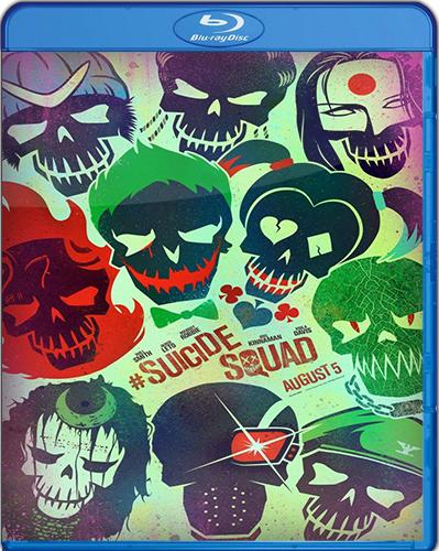 Suicide Squad [2016] [BD50] [Español] [EXTENDED]