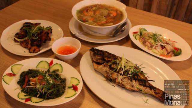 Sutukil Packages at Isla Sugbu Seafood City Cebu