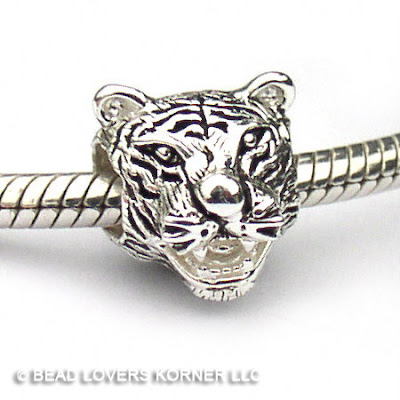 Tiger Bead and More NEW Biagi European Beads