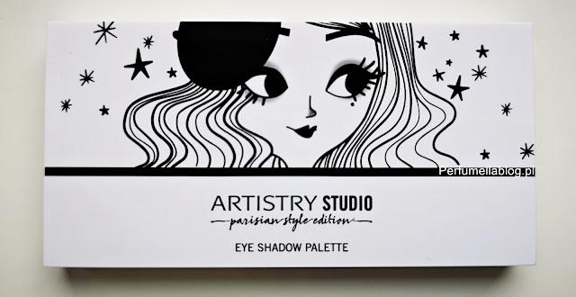 kosmetyki artistry opinie blog