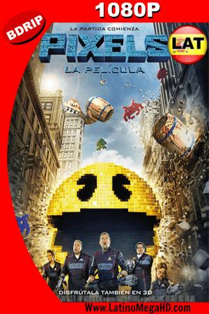 Pixels (2015) Latino HD BDRIP 1080P ()