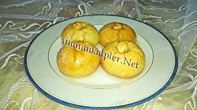 Hindpare - Hindistan cevizli Şekerpare