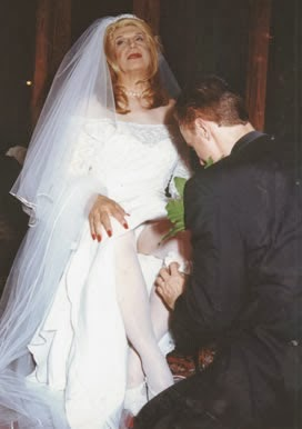 Gay Cross-dress bride