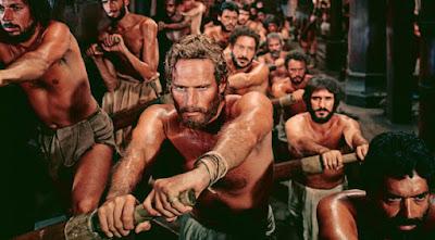Mesala envía a Ben-Hur a galeras
