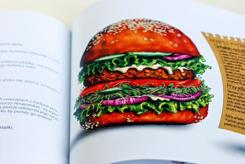 Przepis na pysznego roślinnego burgera