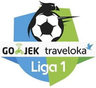 Logo Gojek Traveloka Liga 1 2017