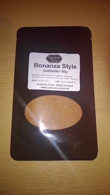 Bonanza style Gewürzmischung für Grill Butter