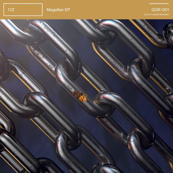 UZ - Magellan - EP  Cover