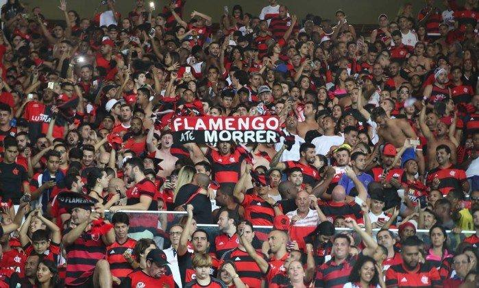 Pesquisa DATAFOLHA mostra Flamengo tem a maior torcida do Brasil