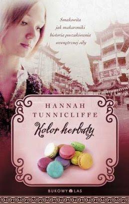 "Hannah Tunnicliffe, ""Kolor herbaty"""