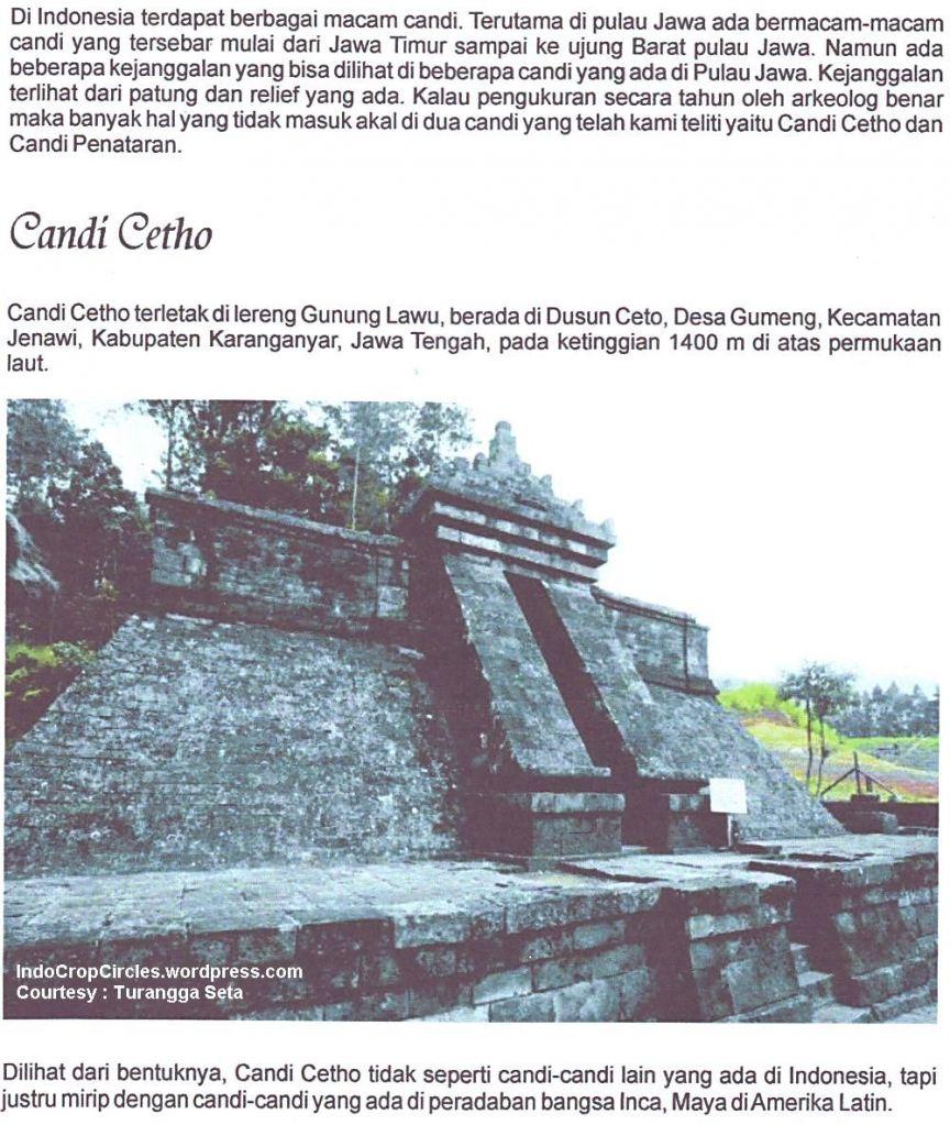 Cinta Nusantara Mystery Of Cetho Sukuh And Penataran Temples