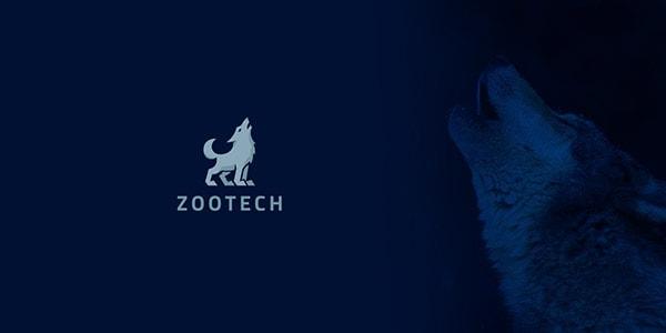 Inspirasi Desain Logo Kreatif 2017 - Wolf Zootech Logo
