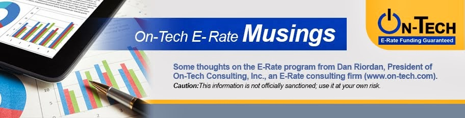 On-Tech E-Rate Musings