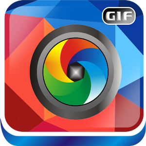"aplikasi kamera android terbaik ""GIF Camera"""