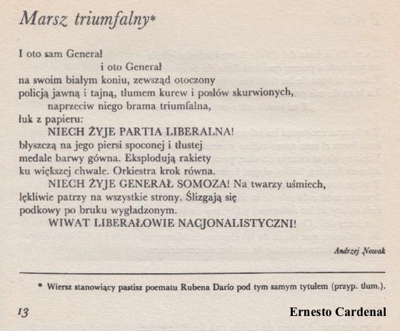 Krzysztof Jaworski Sobota Z Poezją V