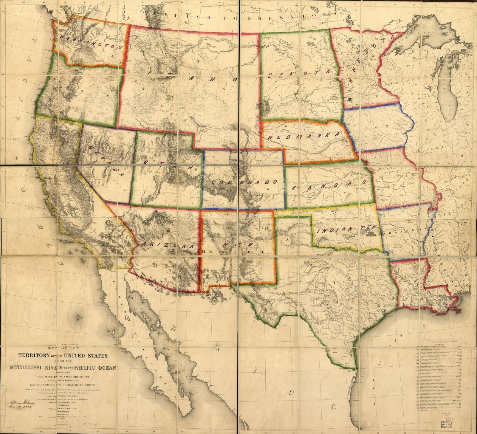 Antique Prints Blog: American State Exclaves: The Dakota Thump on 56th parallel map, fort hulbert map, mannerheim line map, 20th parallel map, 43.50 parallel map,