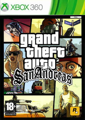 Grand Theft Auto San Andreas XBOX360 PS3 free download full version