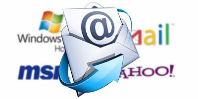 Truco elegir correo electrónico