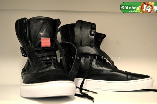 Bộ sưu tập giày sneaker tột đỉnh của anh chàng việt tại mỹ bạn nữ nào cũng m17ê
