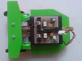 LTA/LF Analog 8 Sensor Tanpa Relay
