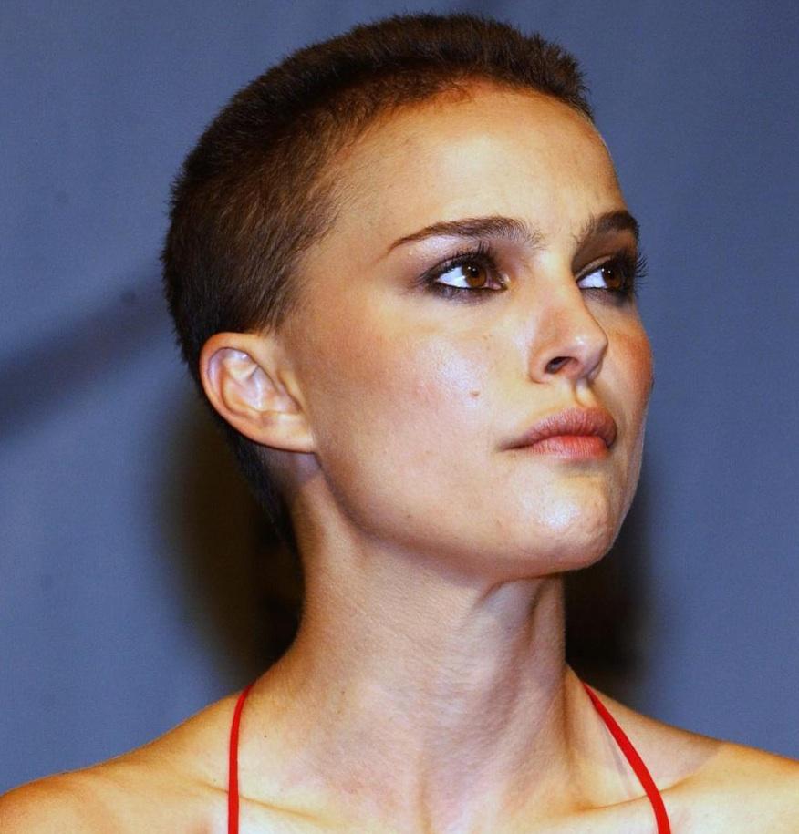 Natalie Portman Natalie Portman Hairstyles