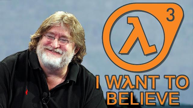 ¿será presentado Half-Life 3 alguna vez?