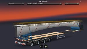 Heavy Long Trailer by Kaptan06