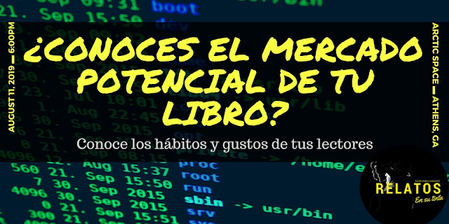 """RECURSOS PARA ESCRITORES"", ""BLOGS DE RELATOS"", ""BAROMETRO DEL CIS"", ""HABITOS DE LECTURA"", ""ESCRITORES NOVELES"", ""AUTOPUBLICAR"", ""COMO VENDER MI EBOOK"", ""MARKETING PARA ESCRITORES"""