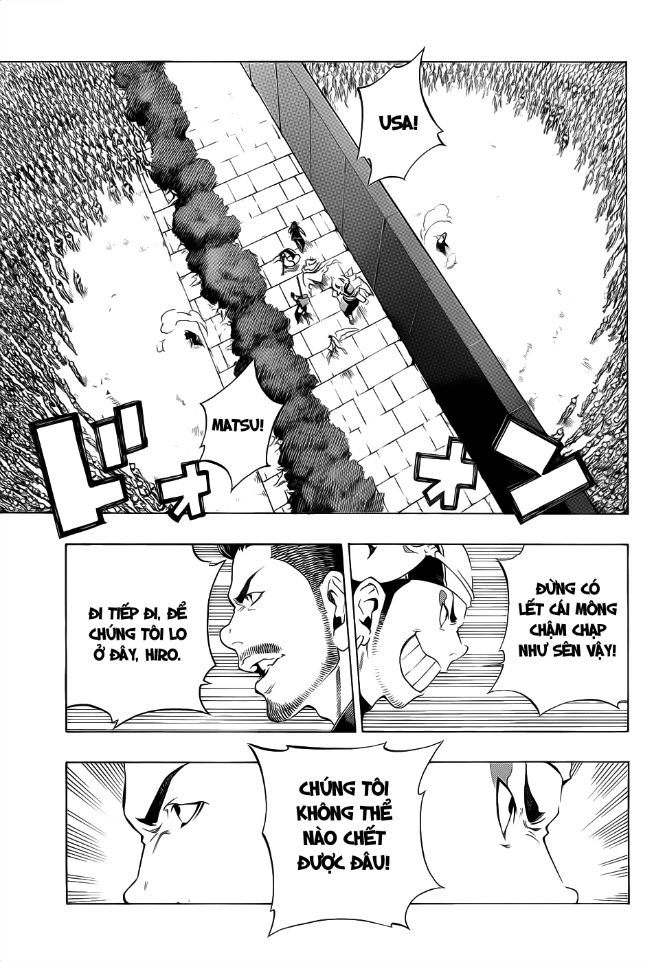 Examurai chapter 007 trang 6