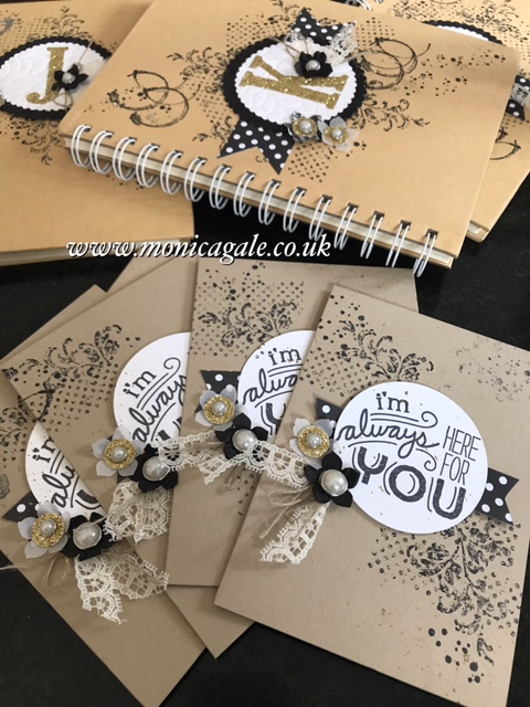 Stampin' Up! Uk Demonstrator Monica Gale