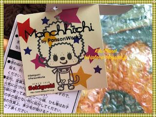 monchhichi kiki pansonworks manga kawaii new style rare limited edition !
