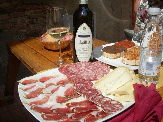 D!Vineira em San Gimignano