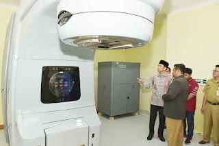 <b>Miliki Alat Radioterapi, RSUP NTB Siap Layani Penderita Kanker</b>