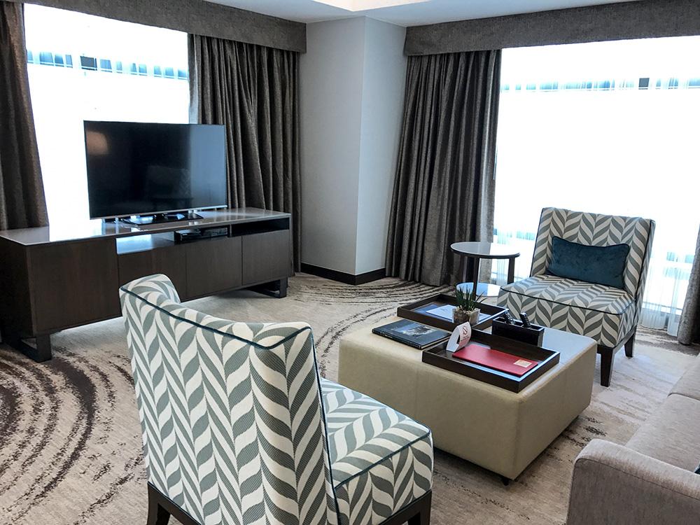 Luxury Hotel Living in Ascott Makati
