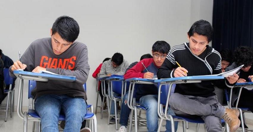 UCH: Examen de Admisión 2108-2 de la Universidad de Ciencias y Humanidades será el 19 de agosto - www.uch.edu.pe