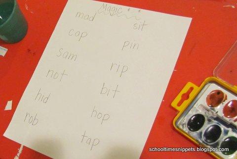 Fun Magic E Reading Activity for Kids