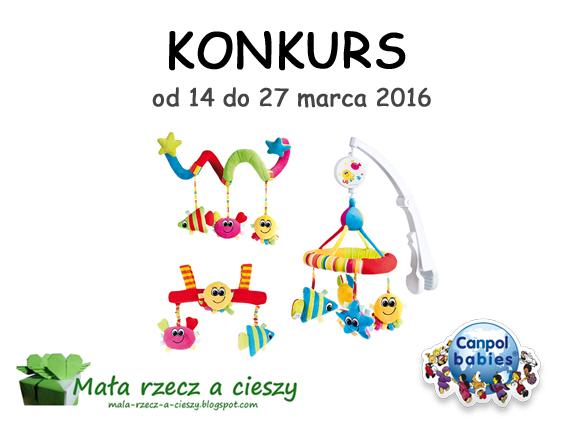 Konkurs Wielkanocny - wygraj zabawki i karuzelę od Canpol babies / Wyniki