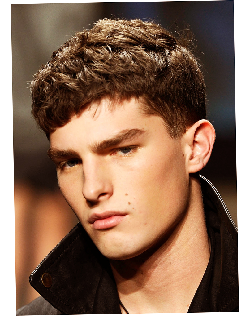 Hairstyles For Men With Thick Hair 2016 - Ellecrafts