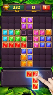 block puzzle jewel latest version wrong move