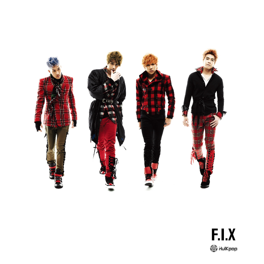 [EP] F.I.X – Don't Say