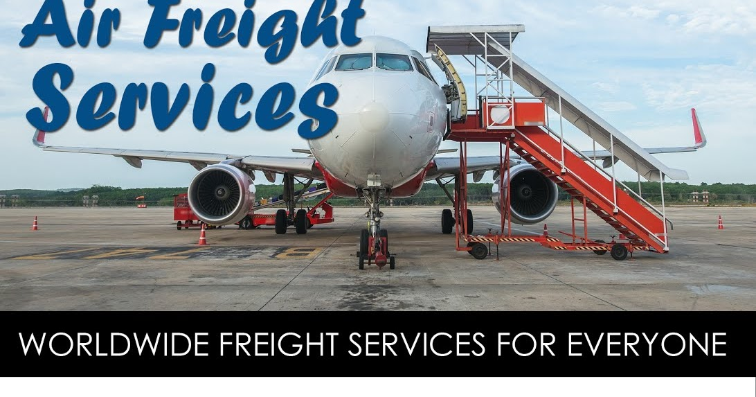 Air Freight Services: Get the best Air Freight Services With AMI