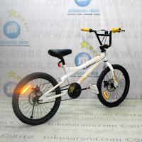 Sepeda BMX Pacific X-Man 3.0 Rangka Aloi Free Style 20 Inci