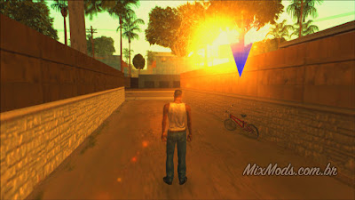 gta sa san mod skygfx gráficos do ps2 graphics
