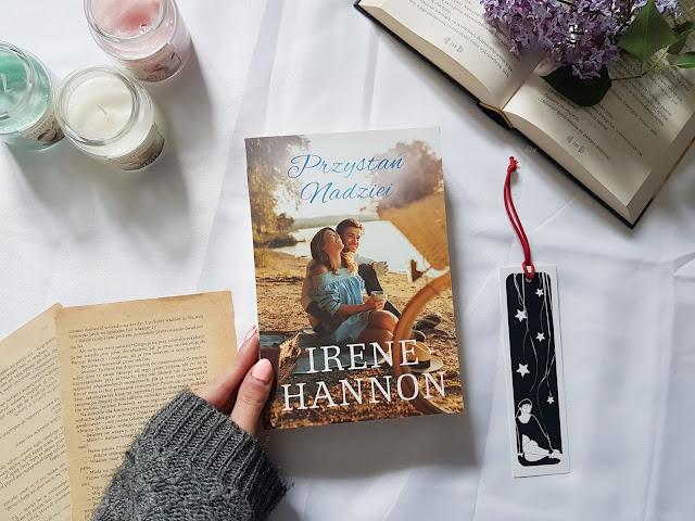 """""""Przystań nadziei"""" Irene Hannon"""