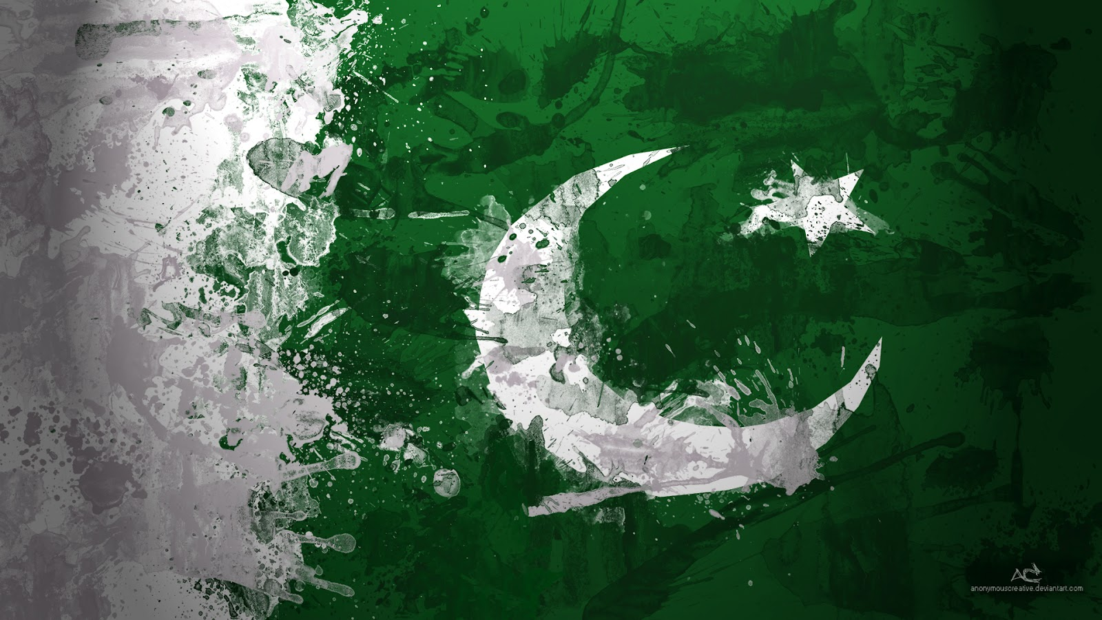 all about football : Pakistani Flag Wallpapers