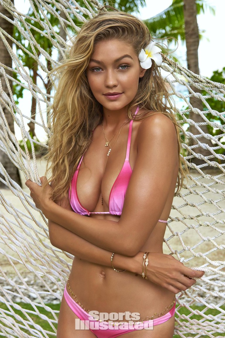 Gigi hadid sports illustrated nude you